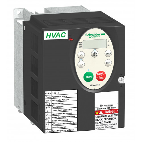 Schneider Electric ATV212HU22N4